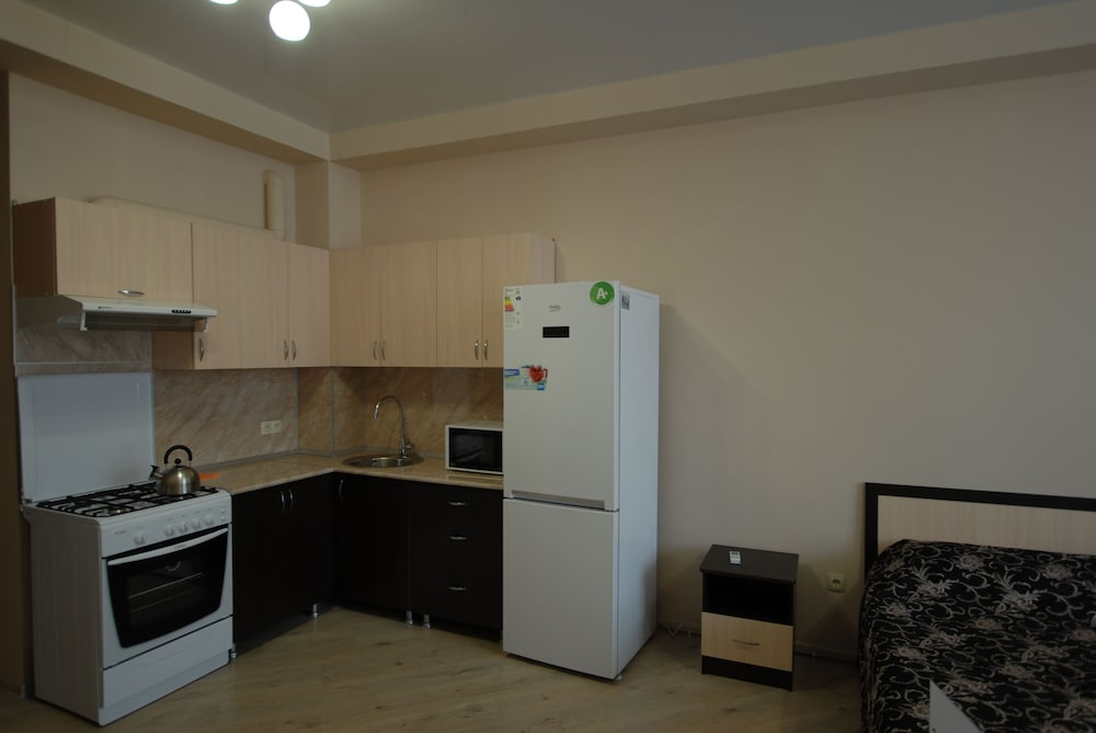 Private Kitchen, Alles Apartments