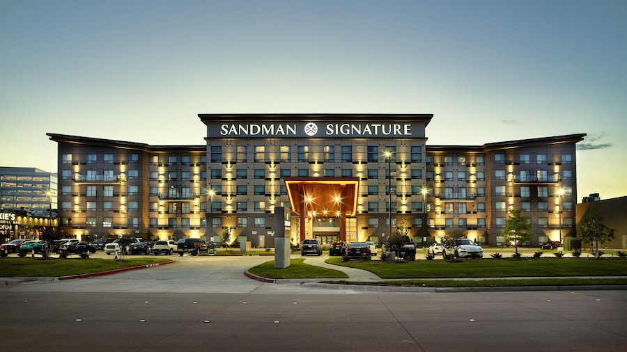 Sandman Signature Plano - Frisco Hotel