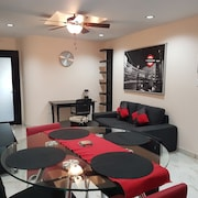 Modern 1 Bed Apartment in Belize City