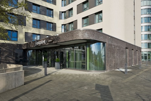 Hampton by Hilton Frankfurt Airport