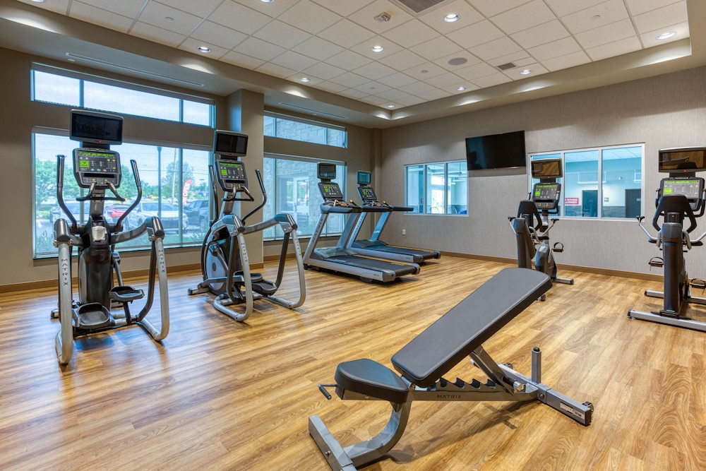 Fitness Facility, Drury Inn & Suites Cincinnati Northeast Mason