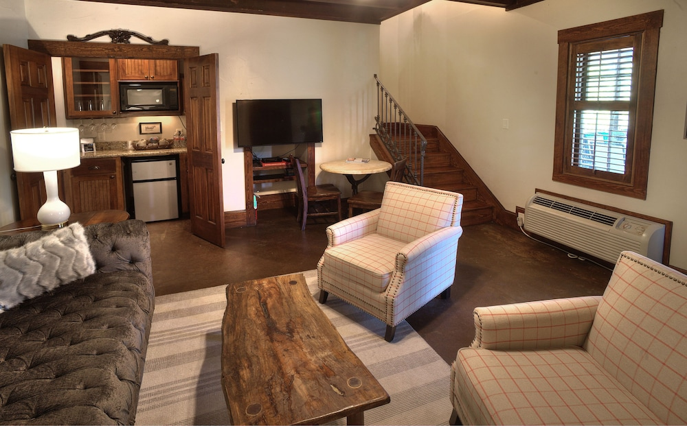 Living Room, The Lodge Above Town Creek