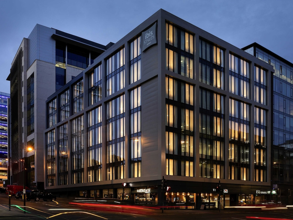 Ibis Styles Glasgow Centre West in Glasgow   Hotel Rates & Reviews ...