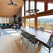 New Listing! 4br W/ Deck & Stunning Mt. Views 4 Bedroom Home