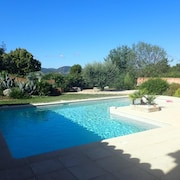 Villa With 3 Bedrooms in Villelaure, With Private Pool, Enclosed Garden and Wifi