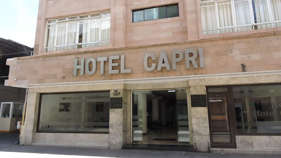 Hotel Capri de León México