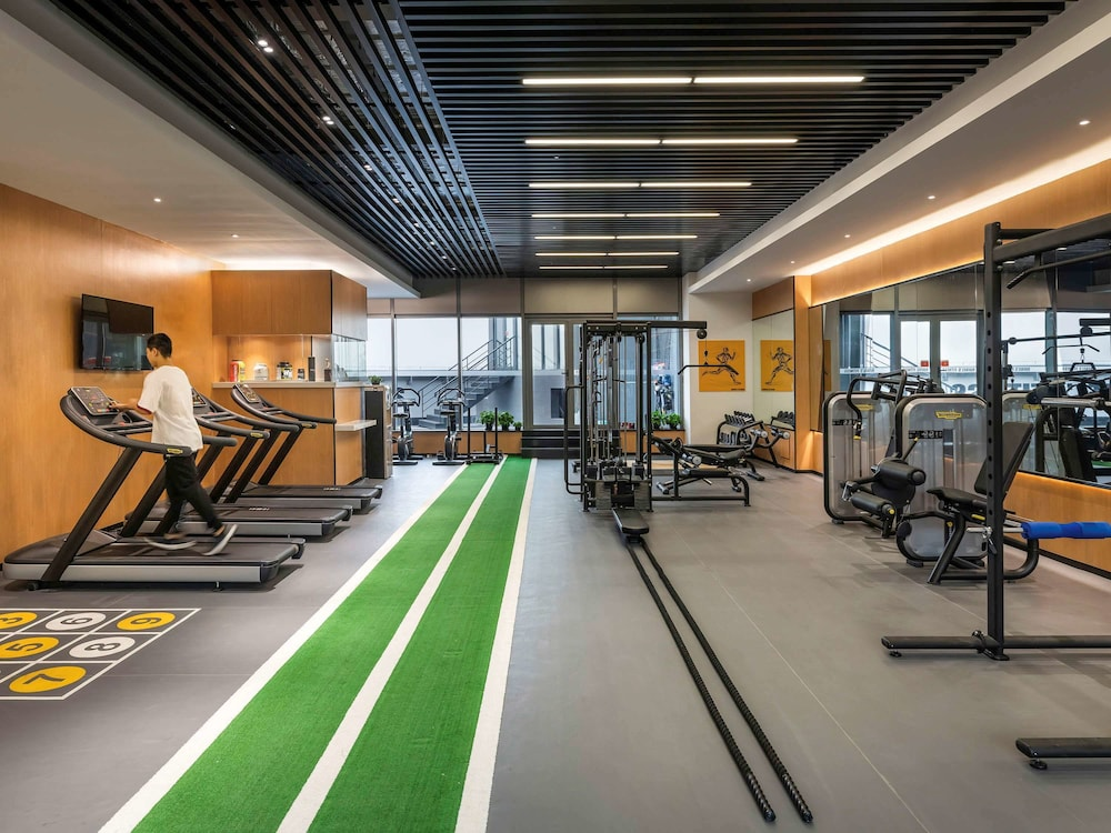 Fitness Facility, Novotel Suites Shanghai Hongqiao Hotel