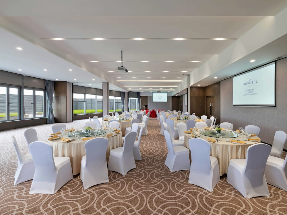 Meeting Facility, Novotel Suites Shanghai Hongqiao Hotel