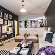 Bohemian Chic 2 Bed Bondi Beach Apartment