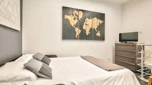2 間臥室、熨斗/熨衫板、嬰兒床 (收費)、免費 Wi-Fi