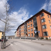 One Bedroom Apartment in Espoo, Kulovalkeantie 4