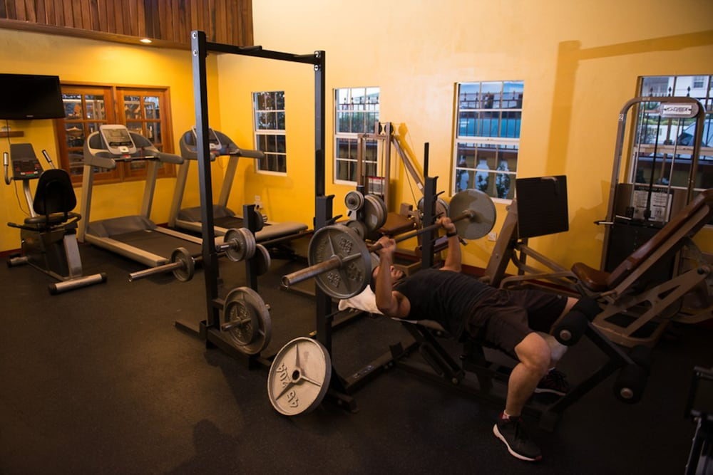 Fitness Facility, Grand Coastal Hotel