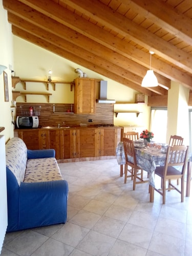 Apartment With one Bedroom in Angolo Terme, With Wonderful Mountain View - 20 km From the Slopes
