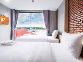 B2 Mukdahan Boutique and Budget Hotel