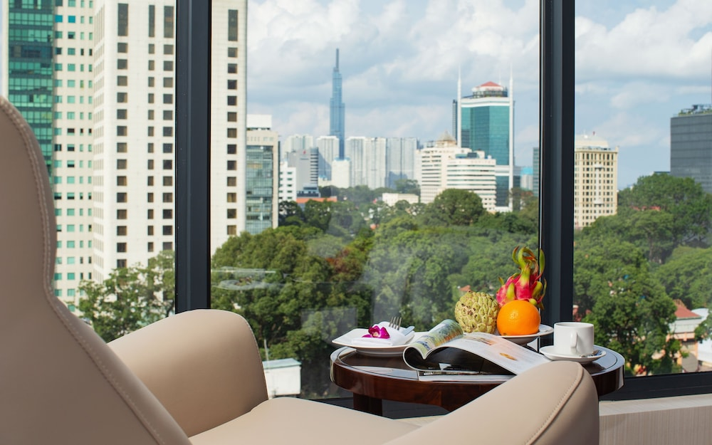 City View, Orchids Saigon Hotel