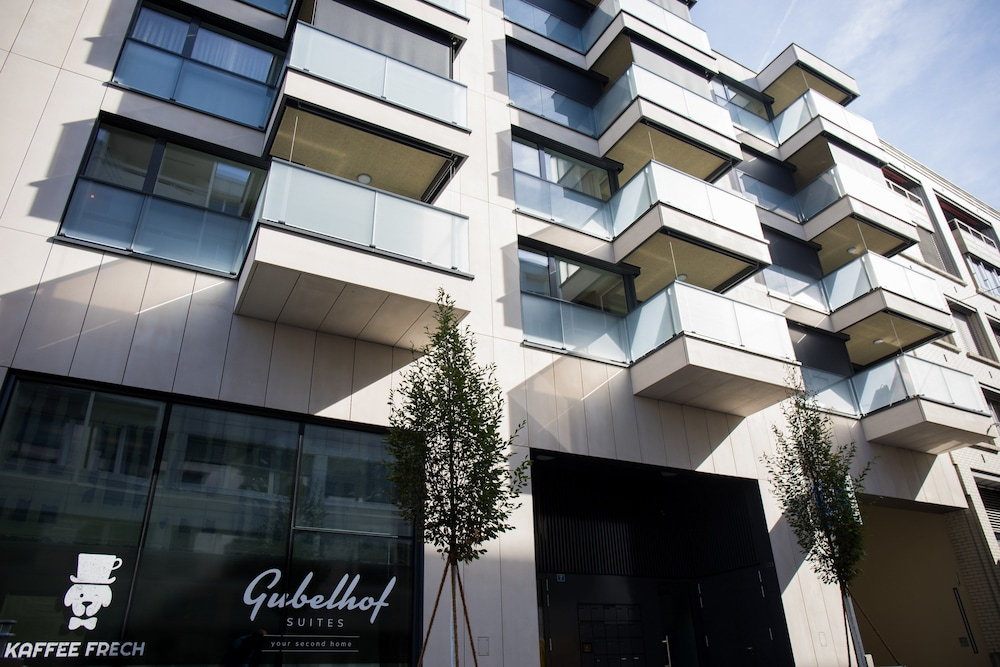Front of Property, Gubelhof Suites - Near Metalli Shopping Centre
