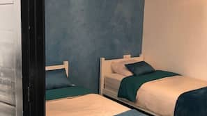 3 bedrooms, in-room safe, blackout curtains, iron/ironing board