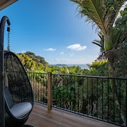 Sunny, Secluded, Seaviews, Spa Pool +4wd