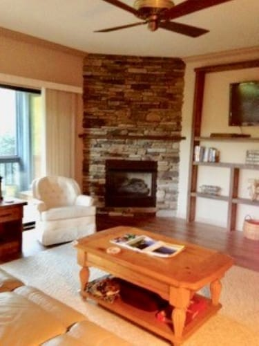 Charming Cummings Cove Condo in Golf Community, Western North Carolina
