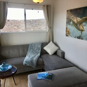 Cargo Container Homeonthelava~ Ocean & Volcano View Sleeps 4 ~ Julies Sunrise