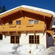 Kirchdorf Holiday Home, Sleeps 8 With Free Wifi