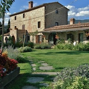 Own Apartment in an Ancient Tuscan Farmhouse With Shared Swimming Pool