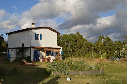 Country House on the West Coast of Sardinia