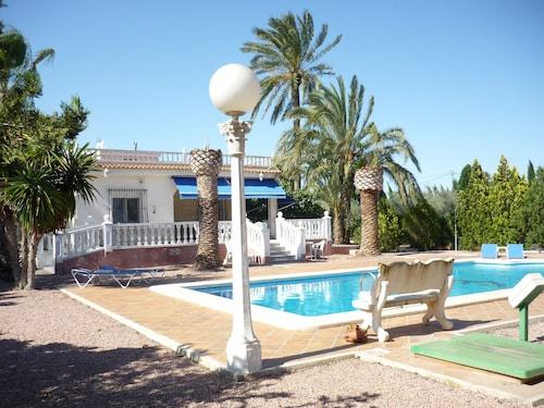 Luxury Country Villa With Pool Matola Algoda Elche Alicante Costa Blanca Spain