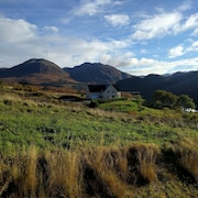 Large Newly Built Luxury Property With Superb Views of Kintail, Close to Skye