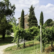 Ancient Country House in the Prosecco Hills: