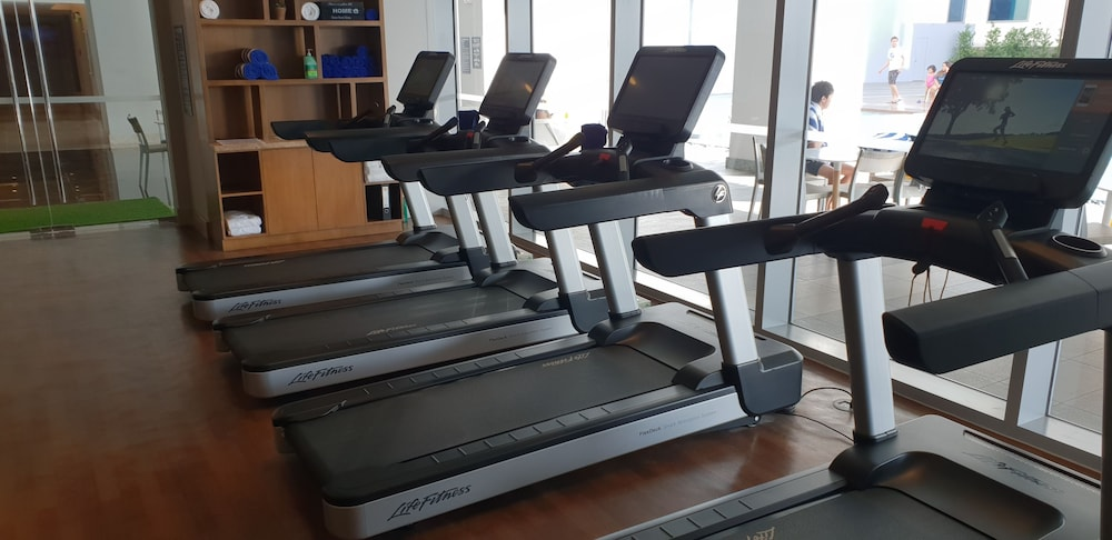 Fitness Facility, Citadines Bay City Manila