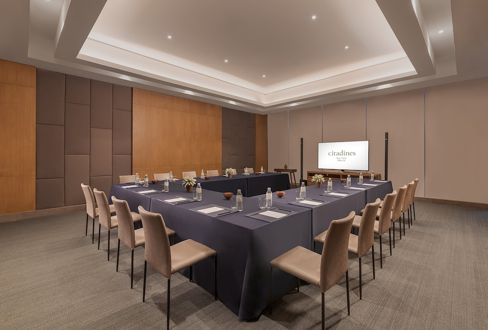 Meeting Facility, Citadines Bay City Manila