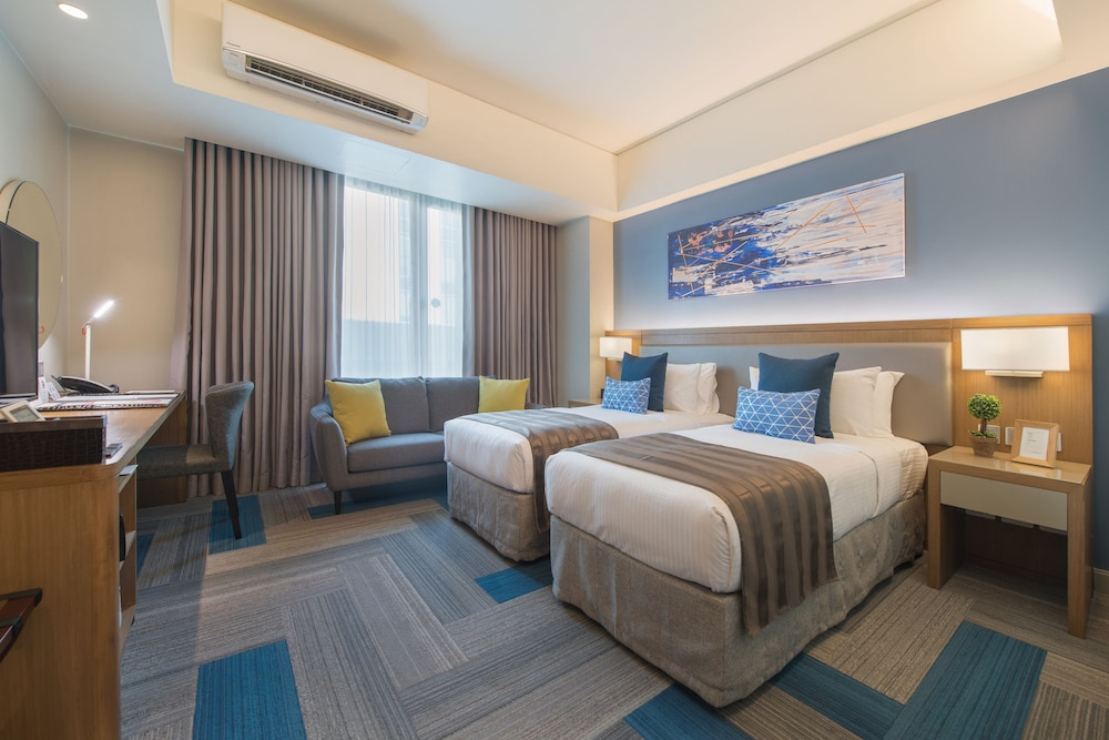 Room, Citadines Bay City Manila