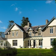Dunkerron is a Luxury Self Catering Manor in a Scenic Woodland Surrounding