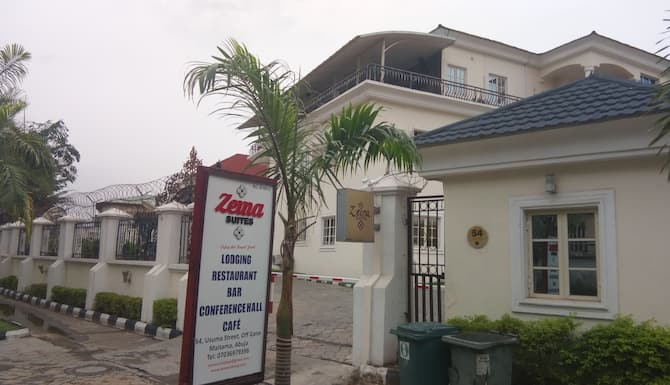 Zeina Suites Abuja In Abuja Nigeria Expedia