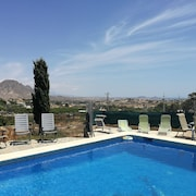 Rural House With Private Pool Just 10 km From Alicante and Beaches