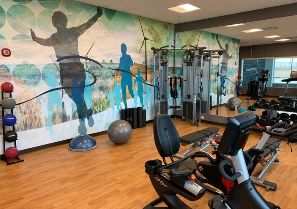 Fitness Facility, Hyatt Place East Moline Quad Cities