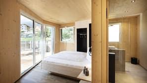 5 dormitorios, tabla de planchar con plancha, conexión a Internet