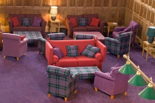 Interior, Spectacular, Romantic Accommodation in an Abbey at the Shores of Loch Ness!