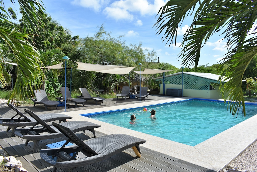 Nice Apartments in the Tropical Garden With Swimming Pool in ...