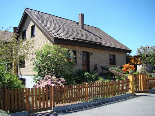 Apartment in a Quiet, Sunny Location in the Outskirts of Saxon Switzerland