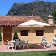 Charming Villa With Garden Full of Flowers Located in Los Silos, North Tenerife
