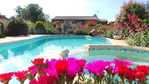 Detached Villa With Private Pool in the Luberon
