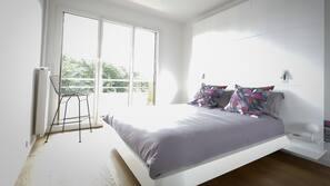 1 間臥室、Wi-Fi、床單