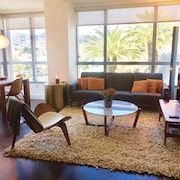 Mid-century Modern Luxury 1bedroom in Hayes Valley/duboce