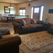 Ranch House Retreat Near Weatherford/mineral Wells