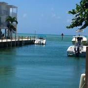 Enjoy the Keys Updated 3/2home on a Canal in Marathon 7 day min Disc for 30days+