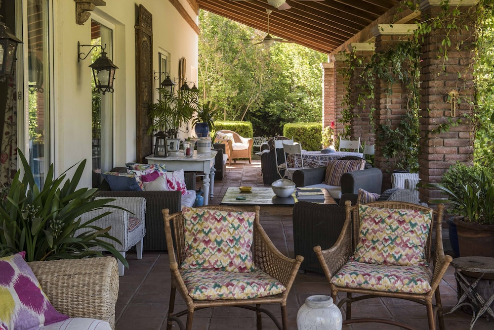 Terrace/Patio, Ideal Luxury House in the Chilean Wine Valley