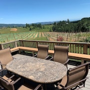 Vineyard and Farm in the Middle of Oregons Best Ava. Ribbon Ridge