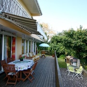 House With 2 Bedrooms in La Posséssion, With Wonderful sea View, Enclosed Garden and Wifi - 10 km From the Beach